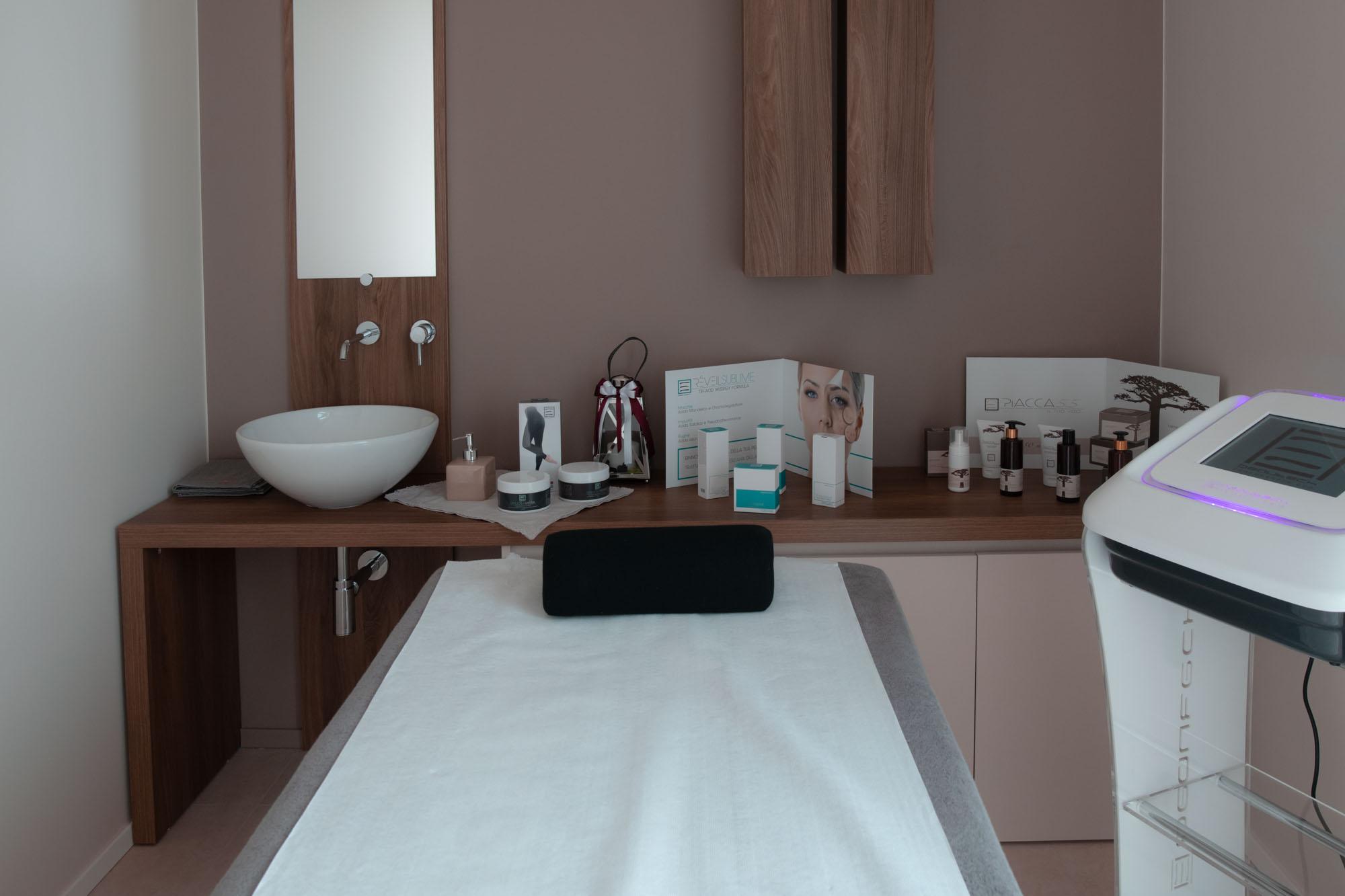 Centro estetico Desirèe Sala massaggi